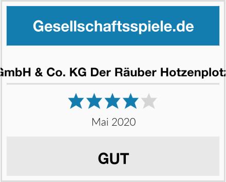 HUTTER Trade GmbH & Co. KG Der Räuber Hotzenplotz-So EIN Theater Test