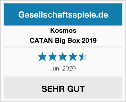 Kosmos CATAN Big Box 2019 Test