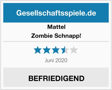 Mattel Zombie Schnapp! Test
