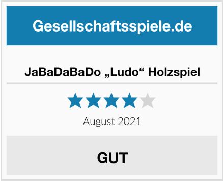 """JaBaDaBaDo """"Ludo"""" Holzspiel Test"""