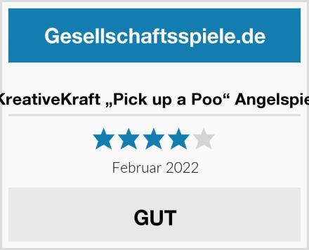 "KreativeKraft ""Pick up a Poo"" Angelspiel Test"