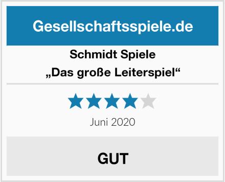 """Schmidt Spiele """"Das große Leiterspiel"""" Test"""