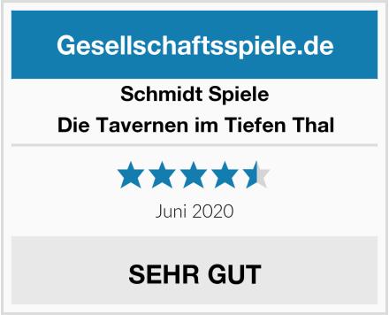 Schmidt Spiele Die Tavernen im Tiefen Thal Test