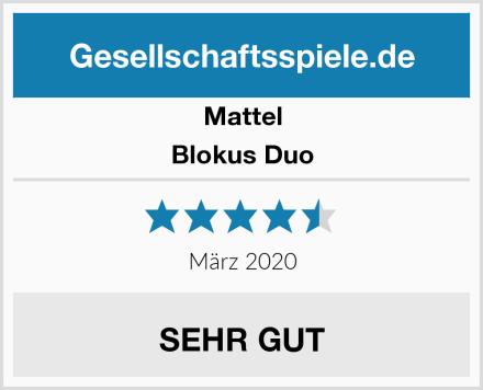 Mattel Blokus Duo Test