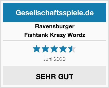 Ravensburger Fishtank Krazy Wordz Test