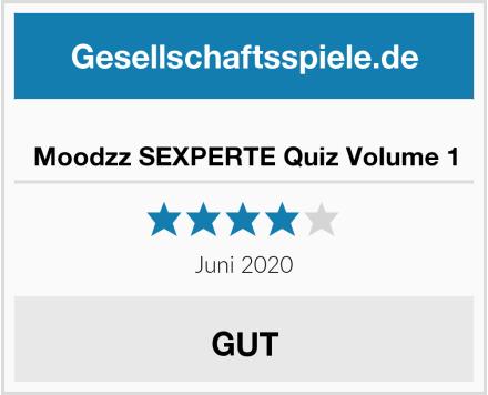 Moodzz SEXPERTE Quiz Volume 1 Test