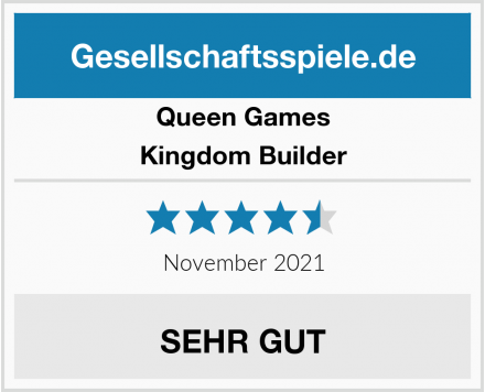 Queen Games Kingdom Builder Test