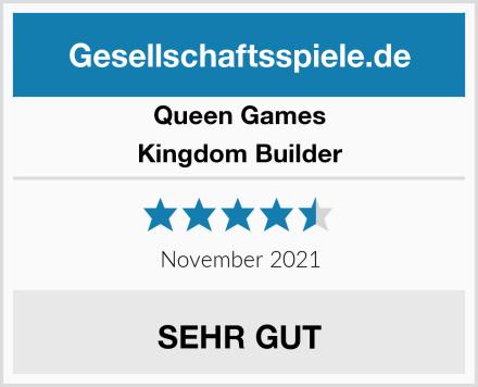 Queen Games Kingdom Builder Test