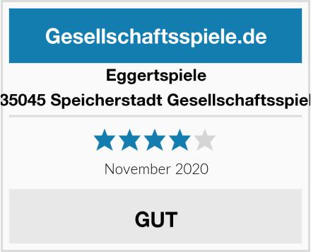 Eggertspiele 35045 Speicherstadt Gesellschaftsspiel Test