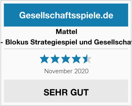 Mattel BJV44 - Blokus Strategiespiel und Gesellschaftsspiel Test