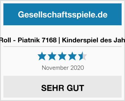 Speedy Roll - Piatnik 7168 | Kinderspiel des Jahres 2020 Test