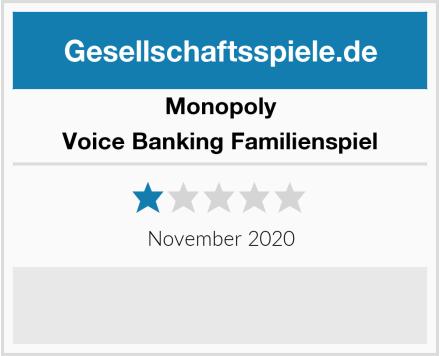 Monopoly Voice Banking Familienspiel Test