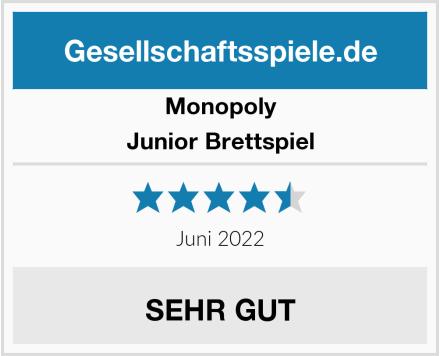 Monopoly Junior Brettspiel Test