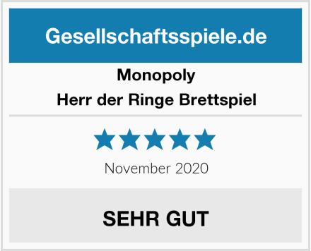 Monopoly Herr der Ringe Brettspiel Test