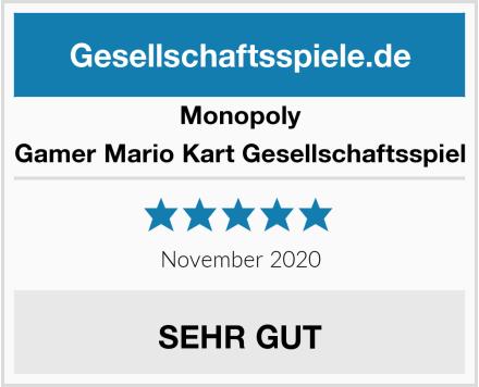 Monopoly Gamer Mario Kart Gesellschaftsspiel Test