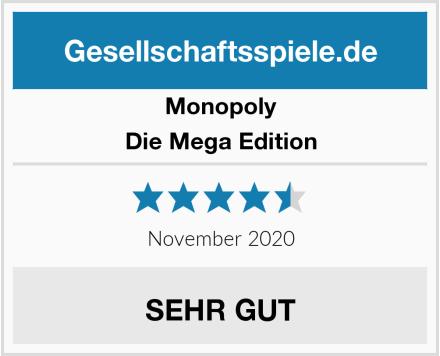Monopoly Die Mega Edition Test