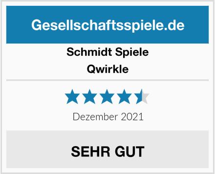 Schmidt Spiele Qwirkle Test