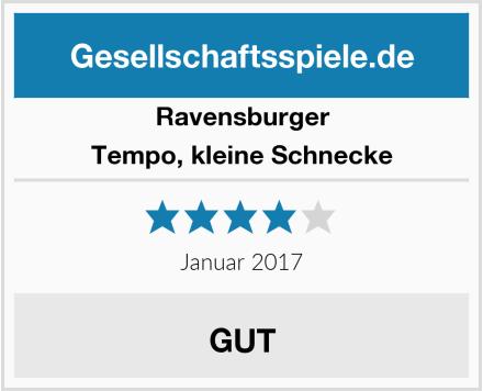 Ravensburger Tempo, kleine Schnecke Test