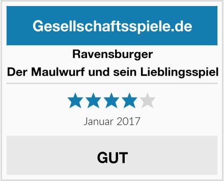 Ravensburger Der Maulwurf und sein Lieblingsspiel Test