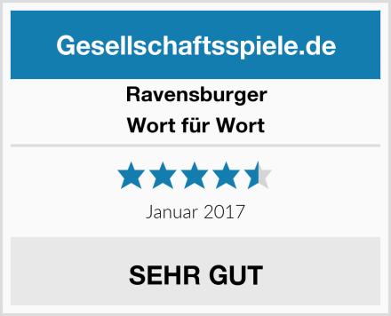 Ravensburger Wort für Wort Test