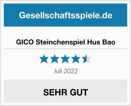 GICO Steinchenspiel Hus Bao Test