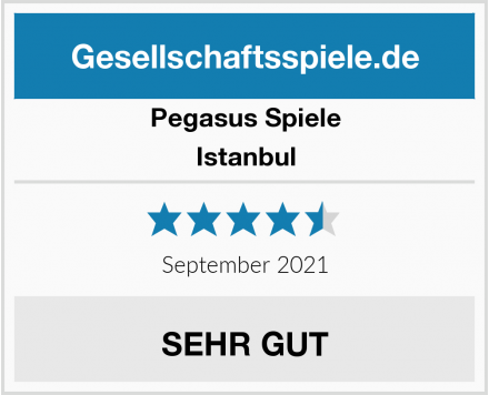 Pegasus Spiele Istanbul Test