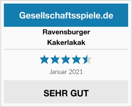 Ravensburger Kakerlakak Test