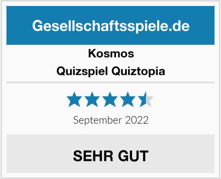 Kosmos Quizspiel Quiztopia Test