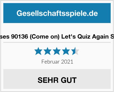Moses 90136 (Come on) Let's Quiz Again Spiel Test