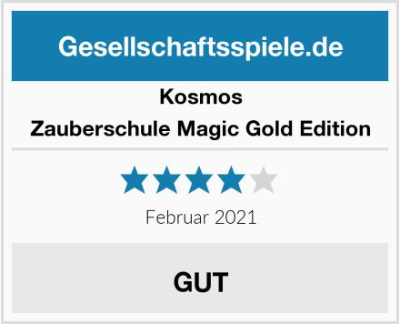 Kosmos Zauberschule Magic Gold Edition Test