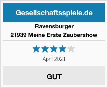 Ravensburger 21939 Meine Erste Zaubershow Test
