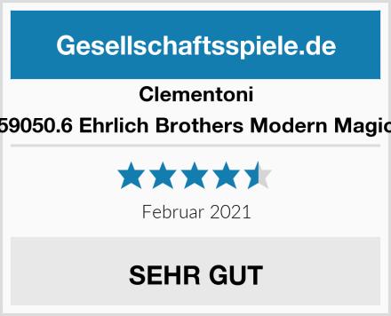 Clementoni 59050.6 Ehrlich Brothers Modern Magic Test
