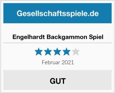 Engelhardt Backgammon Spiel Test