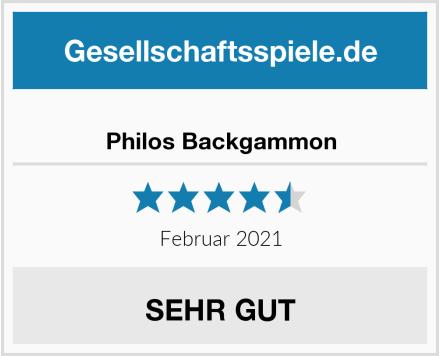 Philos Backgammon Test