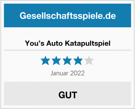 You's Auto Katapultspiel Test