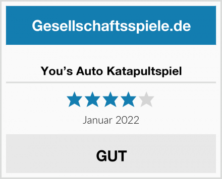 You's Auto Katapultspiel Test