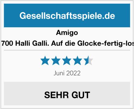 Amigo 1700 Halli Galli. Auf die Glocke-fertig-los! Test