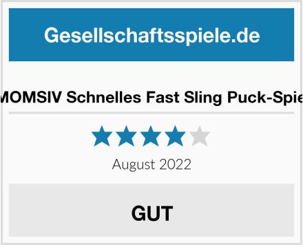 MOMSIV Schnelles Fast Sling Puck-Spiel Test