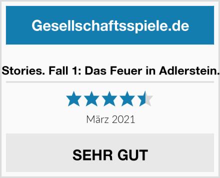 iDventure Detective Stories. Fall 1: Das Feuer in Adlerstein. Tatort Detektivspiel Test