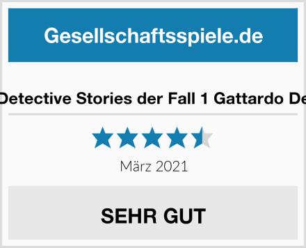 Idventure Detective Stories der Fall 1 Gattardo Detektivspiel Test