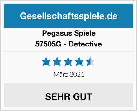 Pegasus Spiele 57505G - Detective Test