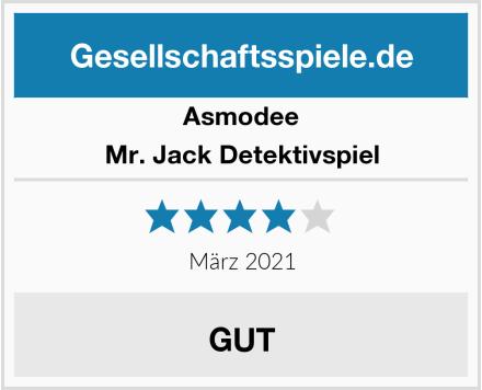 Asmodee Mr. Jack Detektivspiel Test