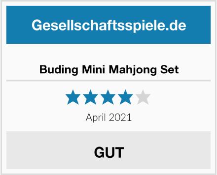 Buding Mini Mahjong Set Test