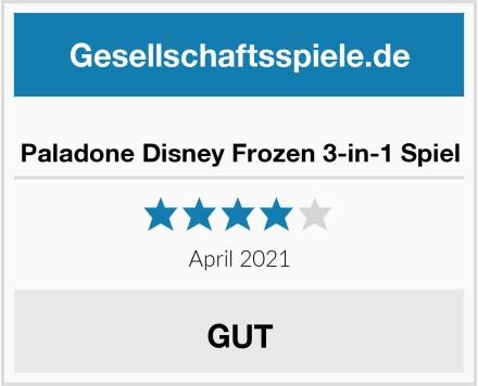 Paladone Disney Frozen 3-in-1 Spiel Test