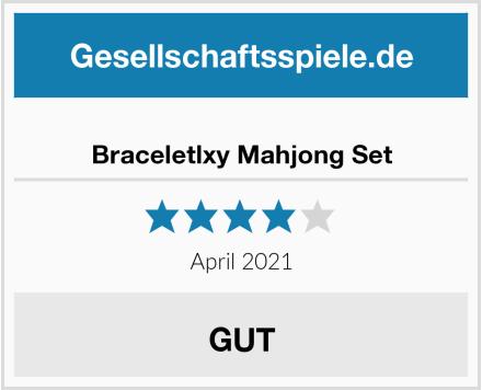 Braceletlxy Mahjong Set Test