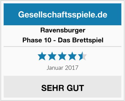 Ravensburger Phase 10 - Das Brettspiel Test