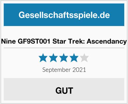 Gale Force Nine GF9ST001 Star Trek: Ascendancy - Brettspiel Test