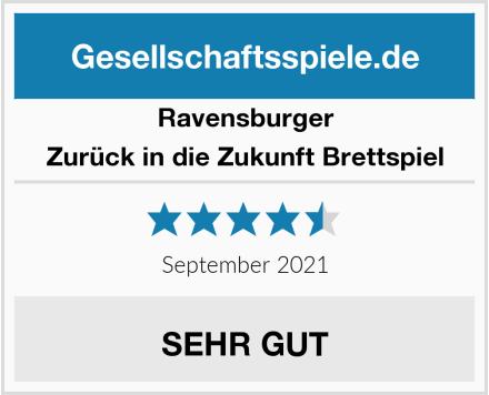 Ravensburger Zurück in die Zukunft Brettspiel Test