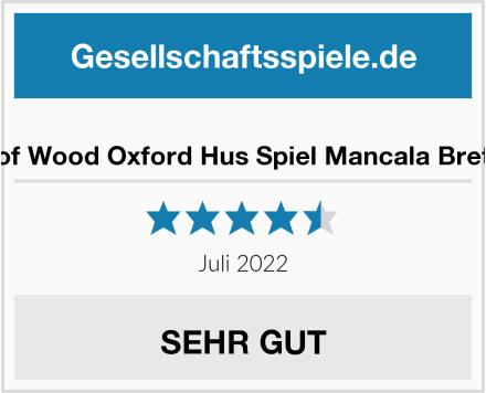 Toys of Wood Oxford Hus Spiel Mancala Brettspiel Test