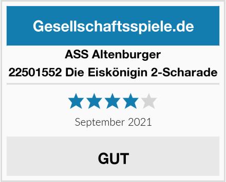 ASS Altenburger 22501552 Die Eiskönigin 2-Scharade Test